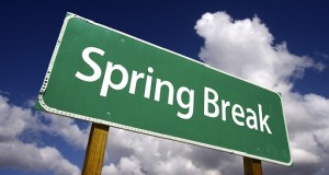 spring break-online-learning
