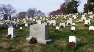 Arlington, VA - Wreaths Across America. Photo Credit: American Military University