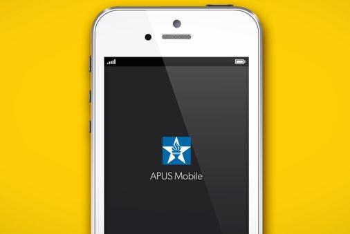 APUS mobile app