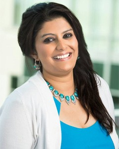 American Public University Alumna, Prasida Khanal